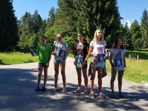 NK Dekleta do 15 let (Foto: Andrej Masle)